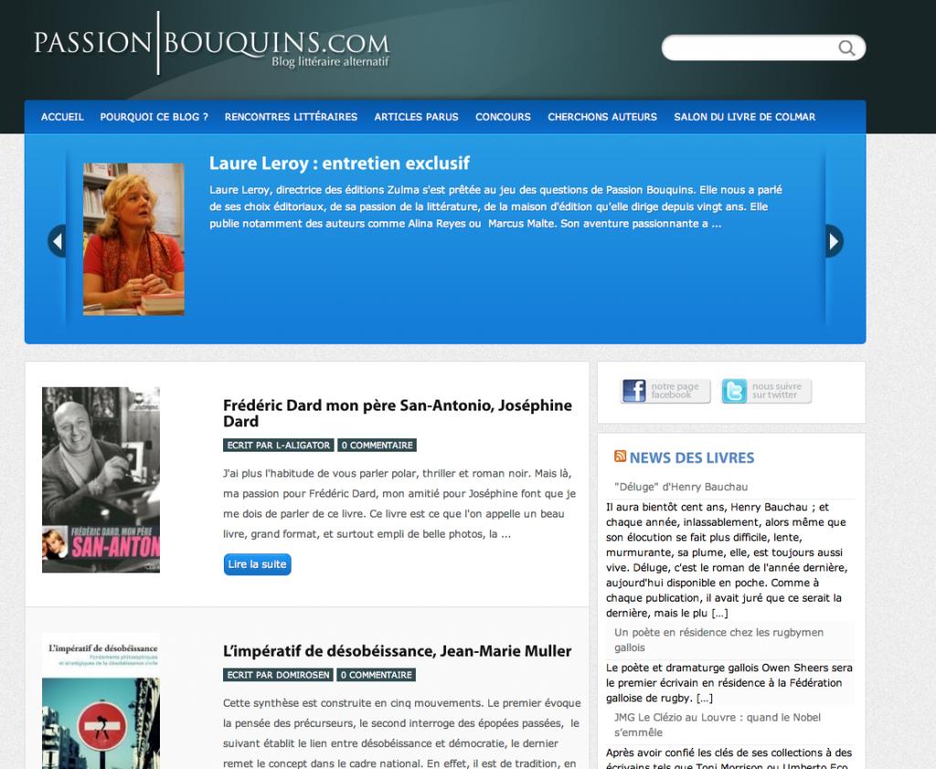 À ne pas manquer - Passion-Bouquins.com dans Le blogue ou site du jour Passiosns--1024x841